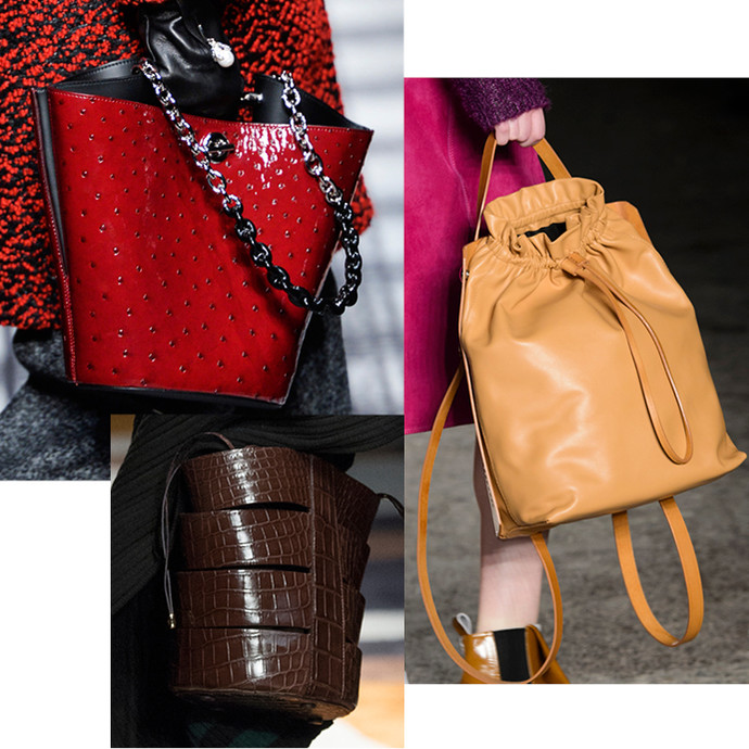 Модные женские сумки осень-зима 2015/2016 фото 2