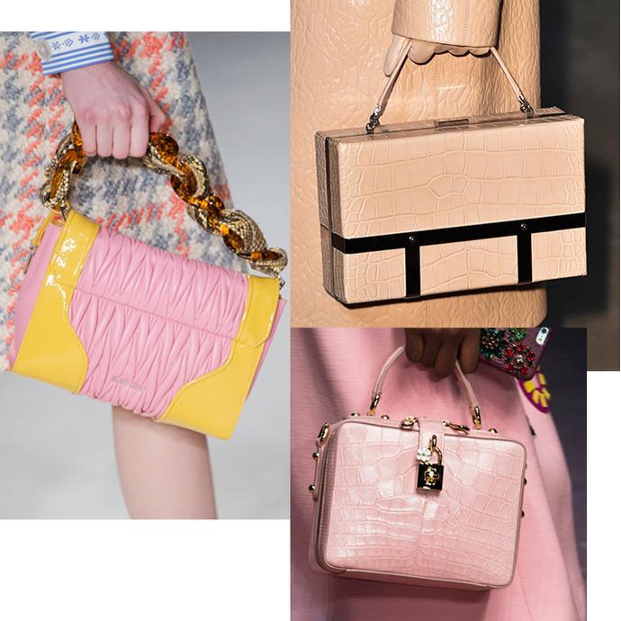 Модные женские сумки осень-зима фото 2
