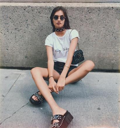 Картинки по запросу мода 90-х обувь
