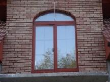 Тонированное окно