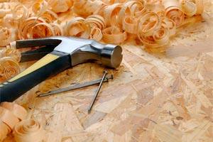 ОСБ плиты прочный и влогоустойчивый материал