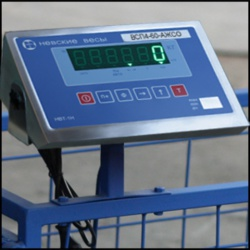 Весы для взвешивания поросят ВСП4-60АЖСО-0409