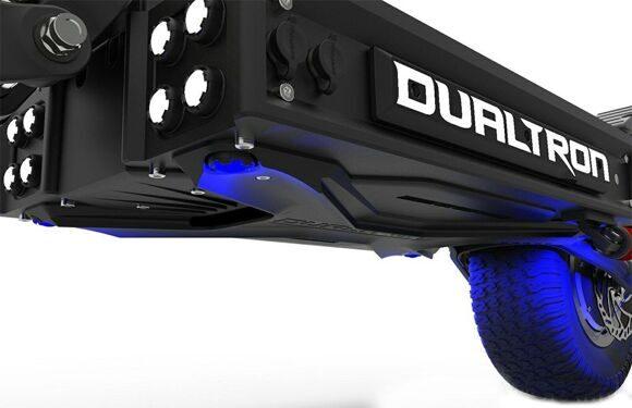 Dualtron-x подсветка