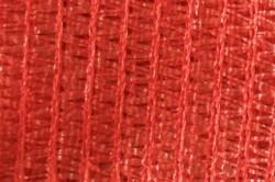 Красная затеняющая сетка