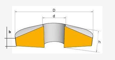 кольцо МУВП размеры