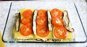Вегетарианская лазанья с соусом бешамель - фото-рецепт 10