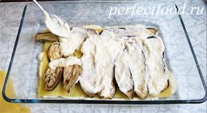 Вегетарианская лазанья с соусом бешамель - фото-рецепт 8