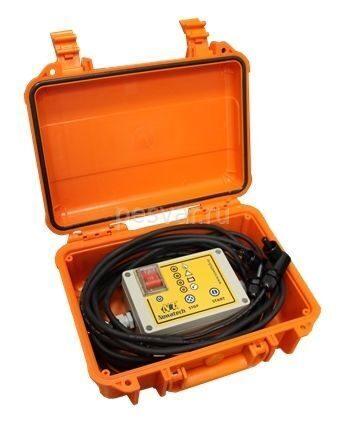 Аппарат для электромуфтовой сварки фитингов Geberit, Waviduo, Akatherm–Euro, Coes,  Valsir,  Vulcathene-Euro