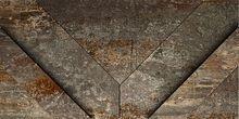 Cast Iron Oxidum Natural Decor Ramp 30x60