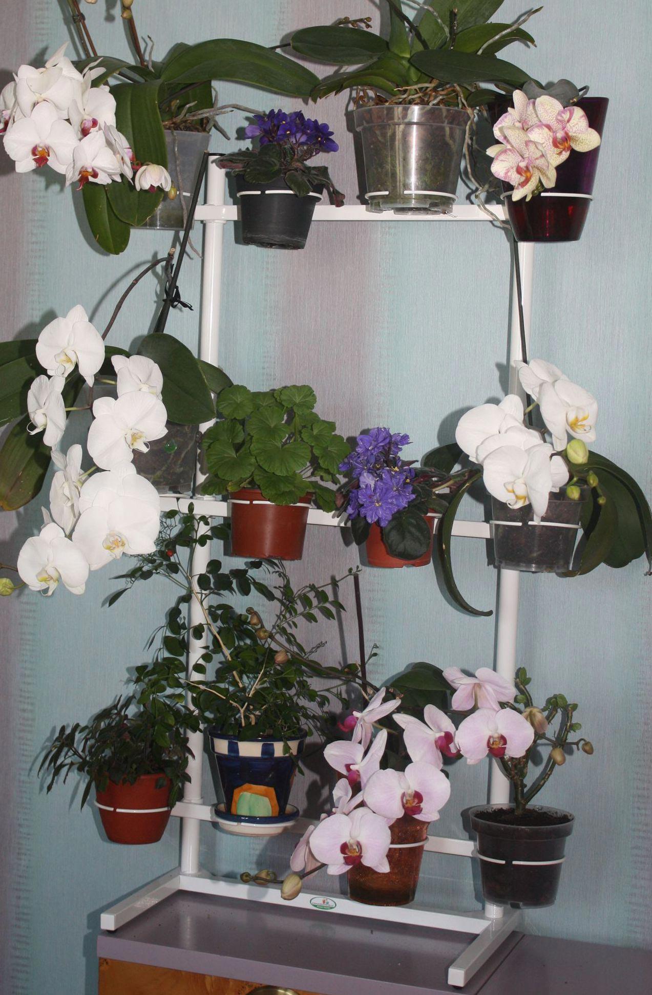 Подставки для цветов на подоконник, подставка под цветы на окно