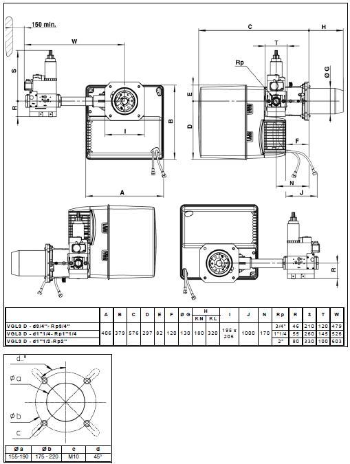 VGL3 size
