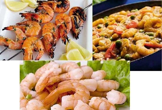 Рецепты постных блюд на Великий пост 2019: с морепродуктами
