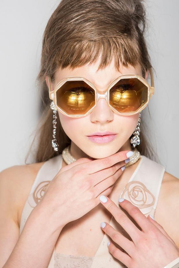Трендовые дамские солнцезащитные очки 2015 Холи Фултон