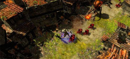 бесплатная онлайн игра Path of Exile