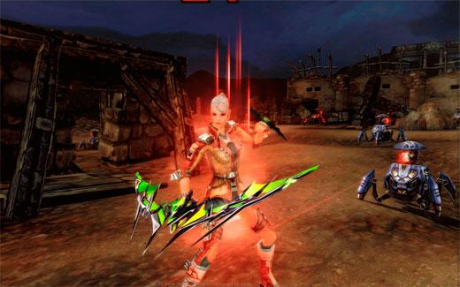 бесплатная онлайн игра CABAL Online