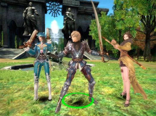 бесплатная онлайн игра Granado Espada