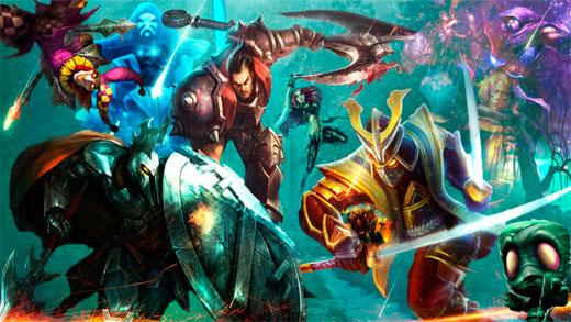 бесплатная онлайн игра League of Legends