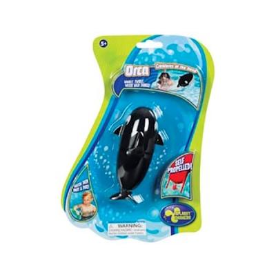 Игрушка для ванной и бассейнов Roxy KidsTURBO FISH, Касатка с пропеллером в виде хвоста