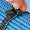 Эластомеровые эластомерные многоразовые кабельные стяжки
