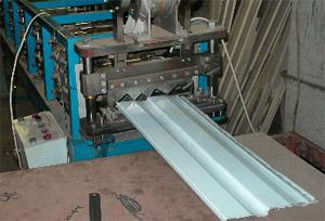 Производство винилового сайдинга на современном технологическом оборудовании