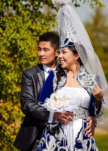 казахская свадьба