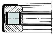 подшипник поворотного кулака МАЗ