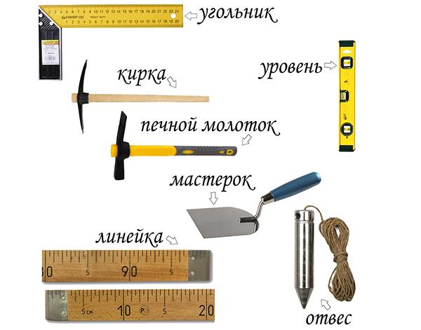 Инструменты строительные
