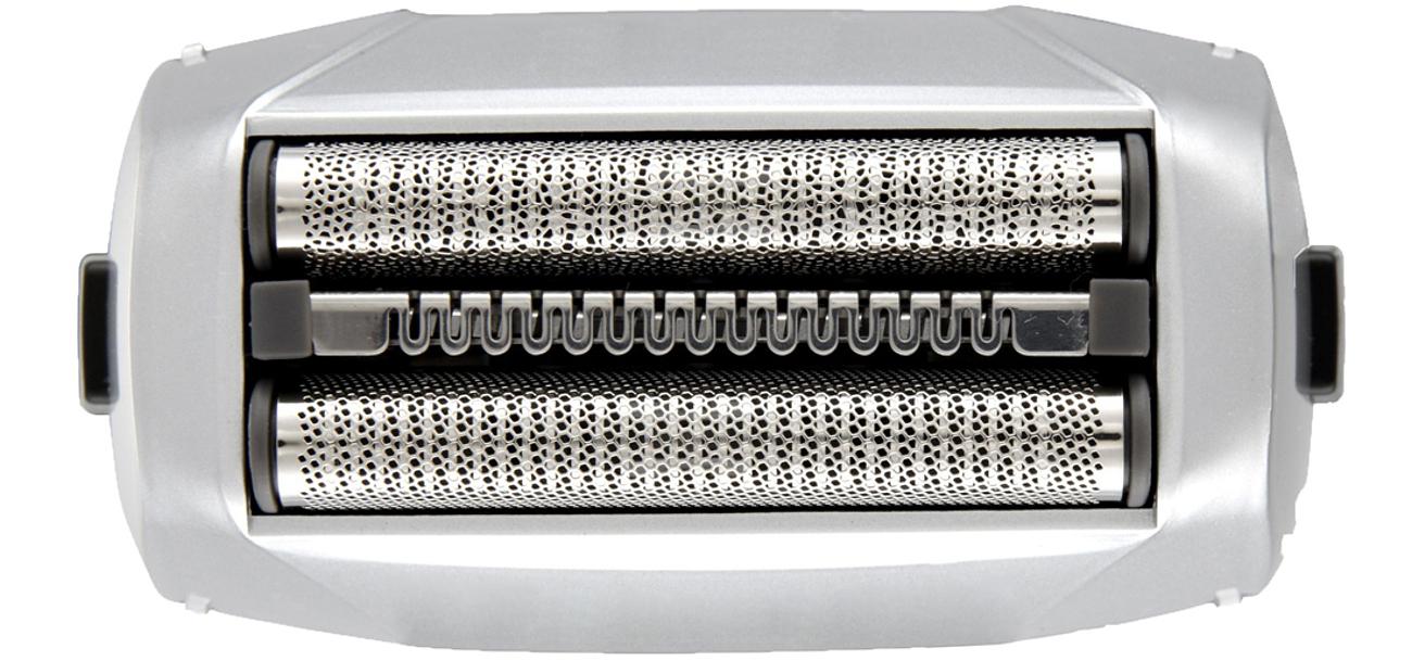 Zelmer SH2010 серебряная головка 3d