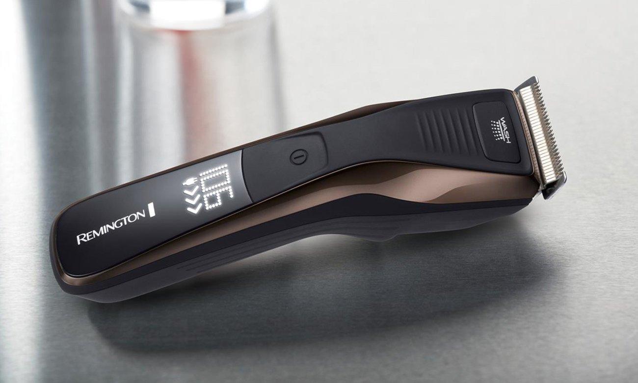 Remington Pro Power HC5800 имеет лезвия с титановым покрытием