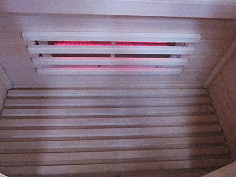 инфракрасная сауна KOY 01-k6 - нижний нагреватель