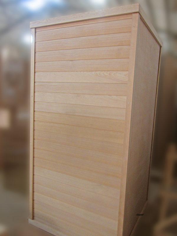 инфракрасная сауна KOY 01-k6 - вид сбоку