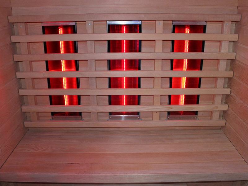 инфракрасная сауна KOY 03-k61-нагреватель