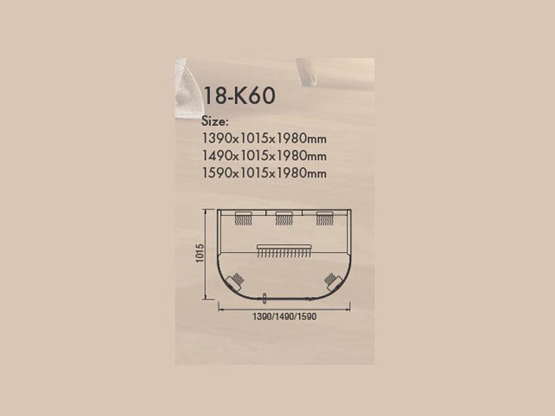 инфракрасная сауна KOY 18-k60 схема