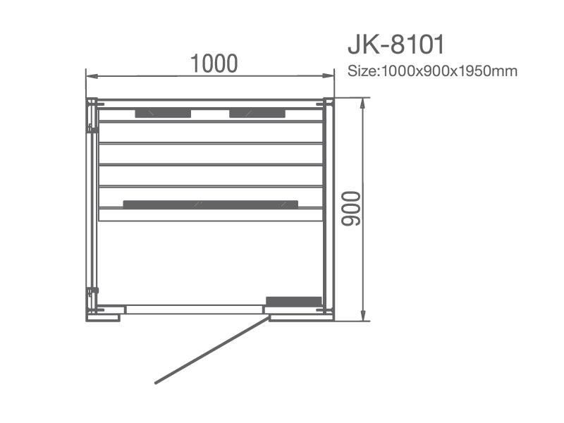 ir-sauna-jk-8101-scheme