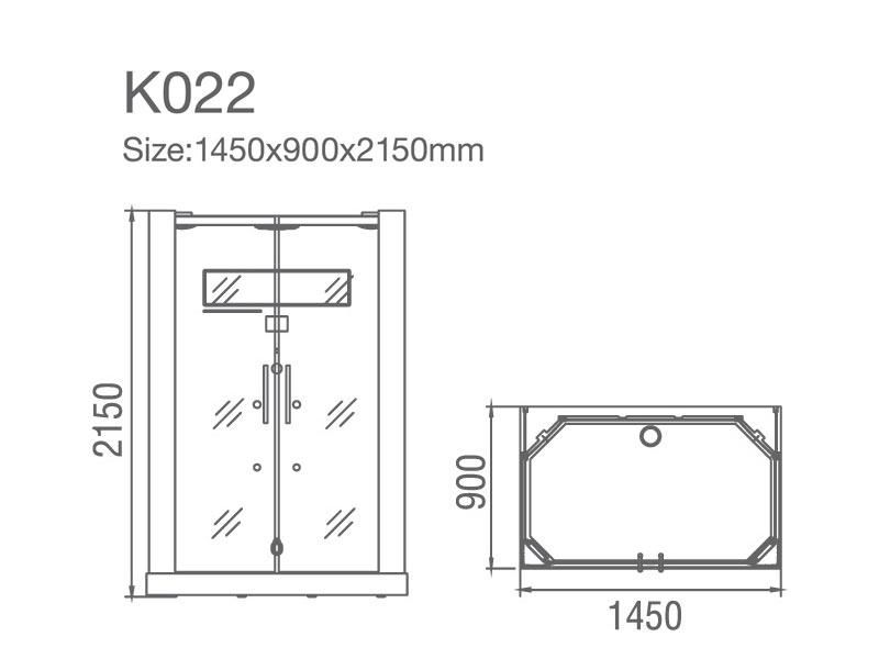 KOY k022 схема