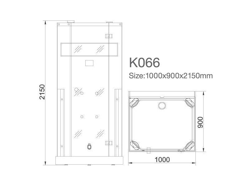 KOY k066 схема