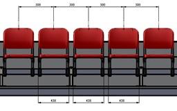 s5 Кресла для стадионов