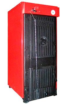 Комбинированные котлы КЧМ-5 (газ, твёрдое и жидкое топливо)