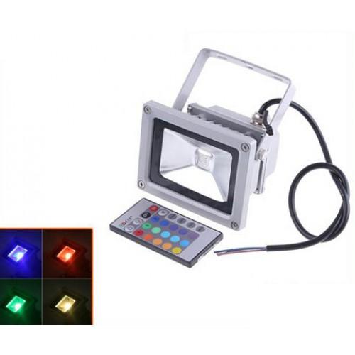 Картинки по запросу светодиодный прожектор RGB