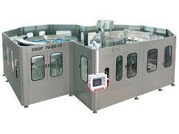 Триблок (ополаскивание / розлив / укупорка) производительностью от 6000 до 12000 бутылок в час