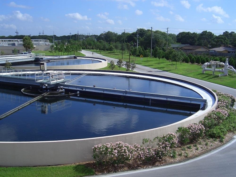 Очистка сточных вод.