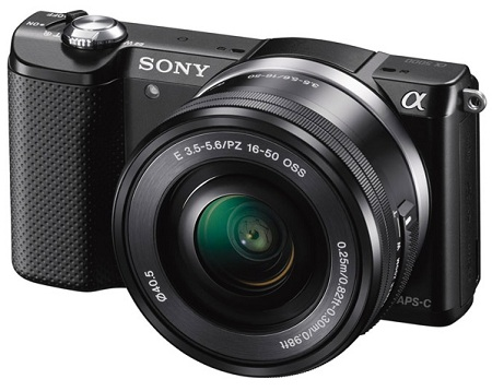 Sony Alpha A5000 Kit