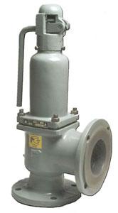 Клапан пружинный предохранительный СППК сбросные запорные для воды газа пара характеристики