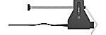 Зонд с зажимом для труб до 2 дюймов