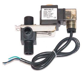 Электормагнитный клапан MIVALT