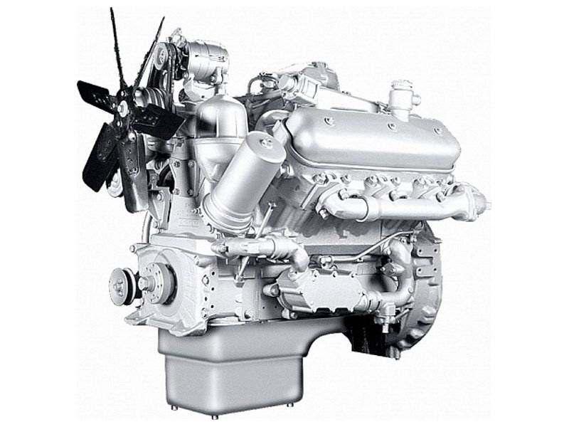 ЯМЗ двигатель