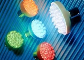 История светодиодного освещения