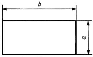 Фото чертежа полосы стальной горячекатаной