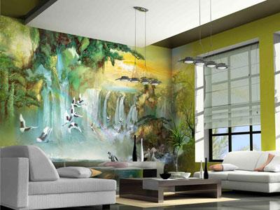 фотообои фреска