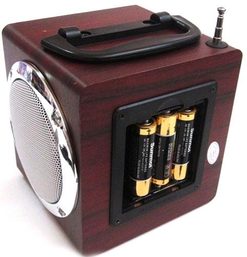 Мини-Колонка Bluetooth UBS-R61